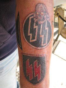 SS Tattoo