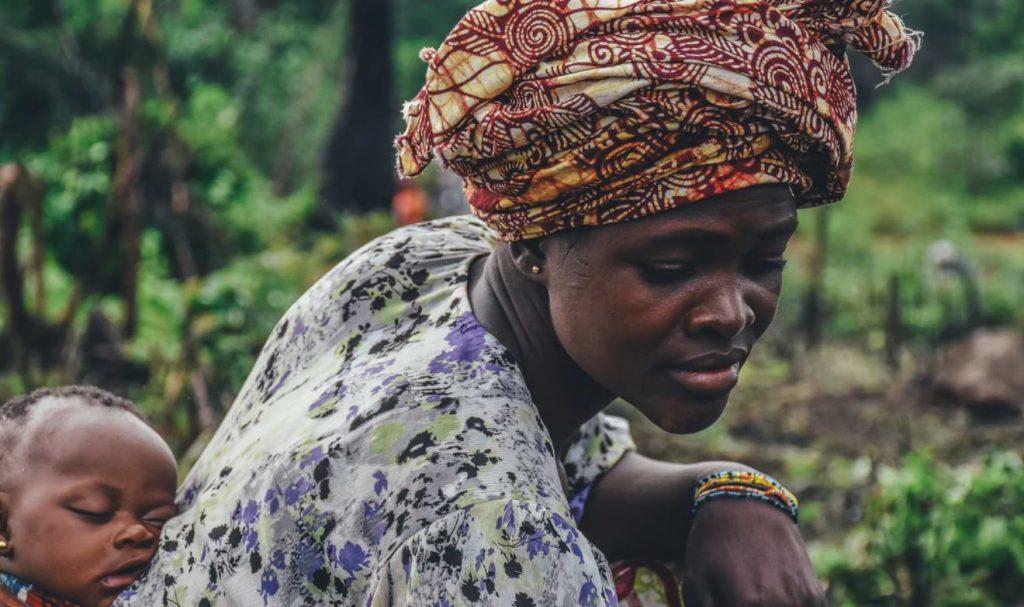 african tie dye