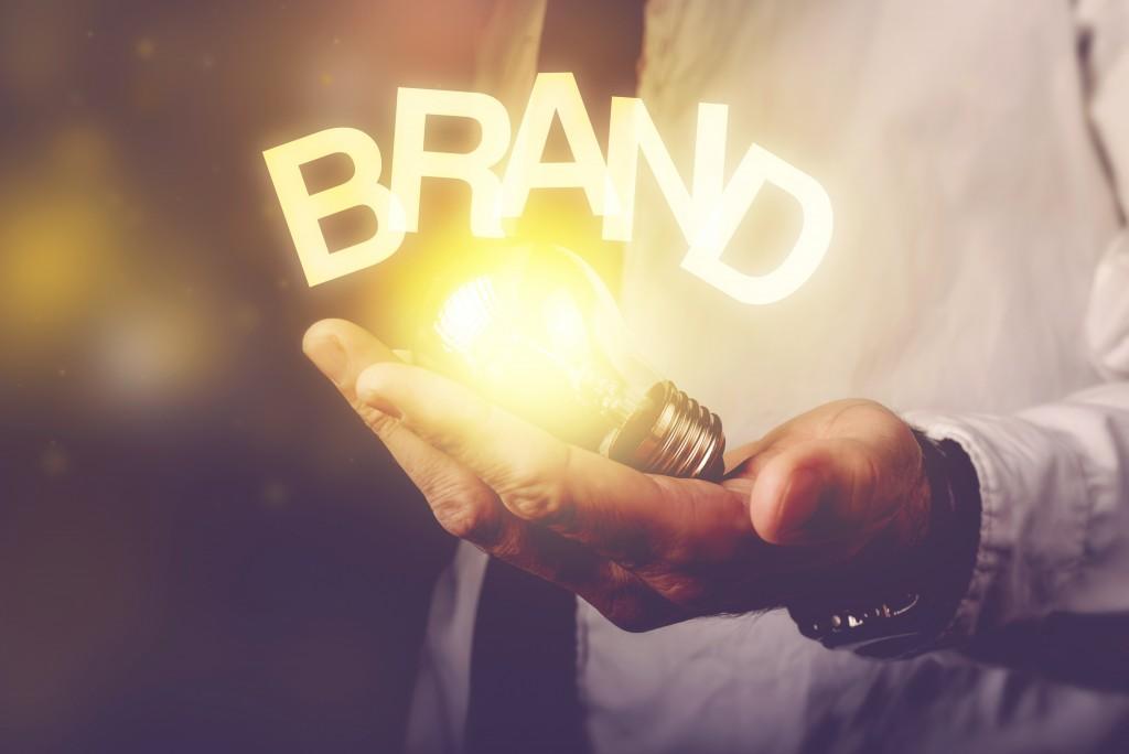 brand marketing idea concept