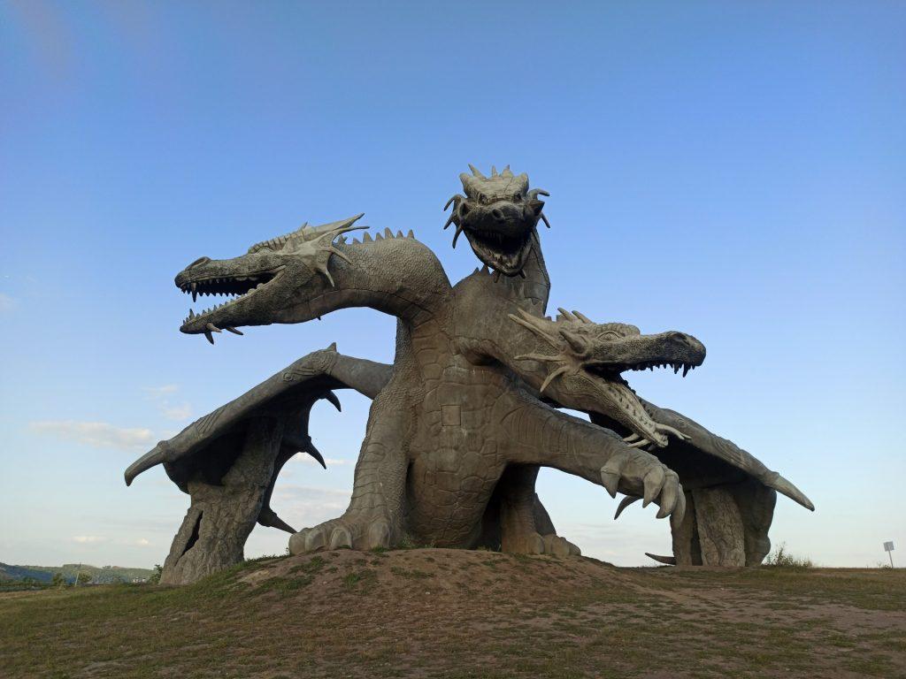 dragon-sculpture