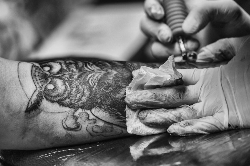 arm-owl-tattoo