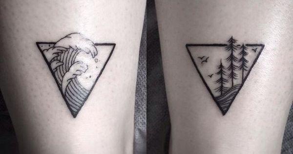 triangle-tattoo-of-a-couple