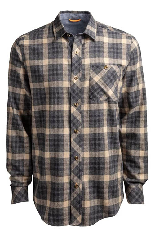 Timberland PRO Mens Flannel Work Shirt